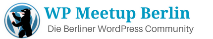 WP Meetup Berlin
